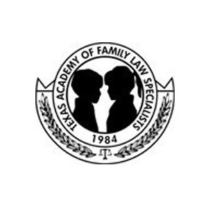 Texas Academy of Family Law Specialists Logo